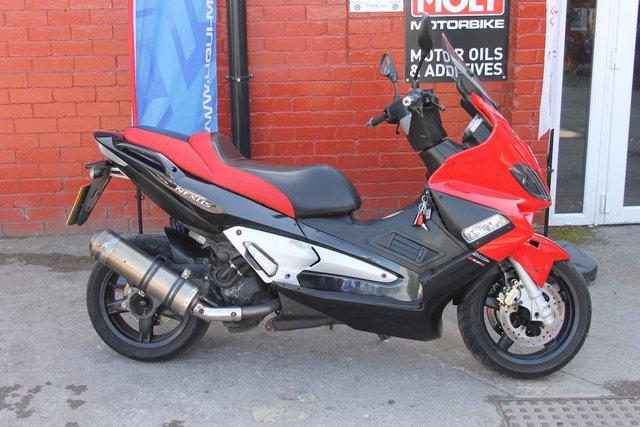 2007 07 GILERA NEXUS 459cc NEXUS
