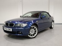 USED 2004 04 BMW 3 SERIES 2.0 318CI SE 2d 141 BHP IMMACULATE CONDITION & FINANCE AVAILABLE