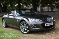 USED 2014 14 MAZDA MX-5 ROADSTER 2.0i SPORT VENTURE [160 BHP] SPECIAL EDITION