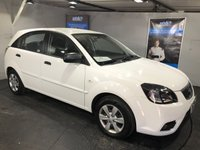 USED 2011 11 KIA RIO 1.4 1 5d 96 BHP Cloth upholstery    :    Isofix fittings    : Auxiliary input and USB connections       :       Full service and MOT when sold