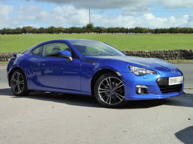 View our SUBARU BRZ