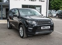 2015 LAND ROVER DISCOVERY SPORT 2.2 SD4 SE TECH 5d AUTO 190 BHP £SOLD