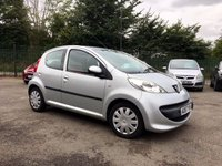 2007 PEUGEOT 107 1.0 URBAN MOVE 5d  PART EXCHANGE TO CLEAR WITH SERVICE HISTORY  £2500.00