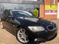2011 BMW 3 SERIES 2.0 320D M SPORT 2d AUTO 181 BHP £8495.00