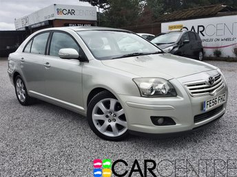 View our 2006 56 TOYOTA AVENSIS 2.0 T4 VVT-I 5d AUTO 145 BHP