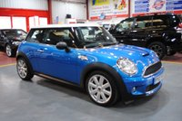 2007 MINI COOPER S 1.6 COOPER S 3DR  PANORAMIC ROOF PETROL £5495.00