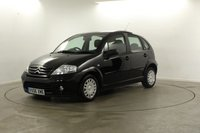2006 CITROEN C3 1.4 I SX 5DR £SOLD