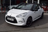 2014 CITROEN DS3 1.6 DSTYLE PLUS 3d 120 BHP £5690.00