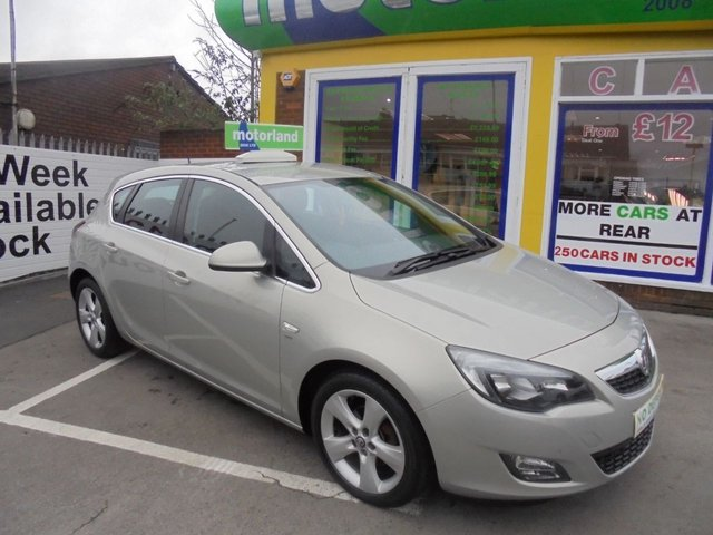USED 2010 10 VAUXHALL ASTRA 1.6 SRI 5d 113 BHP **JUST ARRIVED**TEST DRIVE TODAY**FINANCE AVAILABLE**