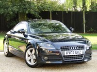 2007 AUDI TT 2.0 TFSI 3d 200 BHP £5750.00