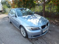 USED 2009 59 BMW 3 SERIES 2.0 320D SE 4d AUTO 175 BHP