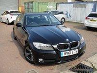 2011 BMW 3 SERIES 2.0 320D EFFICIENTDYNAMICS 4d 161 BHP £4780.00