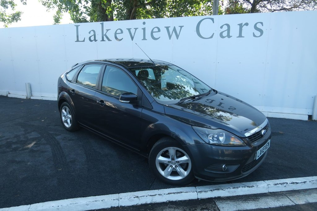 USED 2009 09 FORD FOCUS 1.6 ZETEC TDCI 5d 108 BHP
