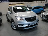 USED 2017 66 VAUXHALL MOKKA X 1.6 DESIGN NAV S/S 5d 114 BHP ANY PART EXCHANGE WELCOME, COUNTRY WIDE DELIVERY ARRANGED, HUGE SPEC