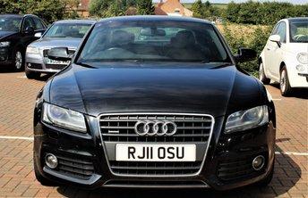 2011 AUDI A5 2.0 TDI QUATTRO S LINE 2d 168 BHP £10999.00
