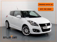 2014 SUZUKI SWIFT 1.6 SPORT 3d 134 BHP £7991.00