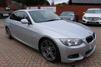 2012 BMW 3 SERIES 3.0 325I M SPORT 2d 215 BHP £13995.00