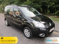 2012 CITROEN BERLINGO MULTISPACE 1.6 HDI PLUS 5d 91 BHP £6500.00