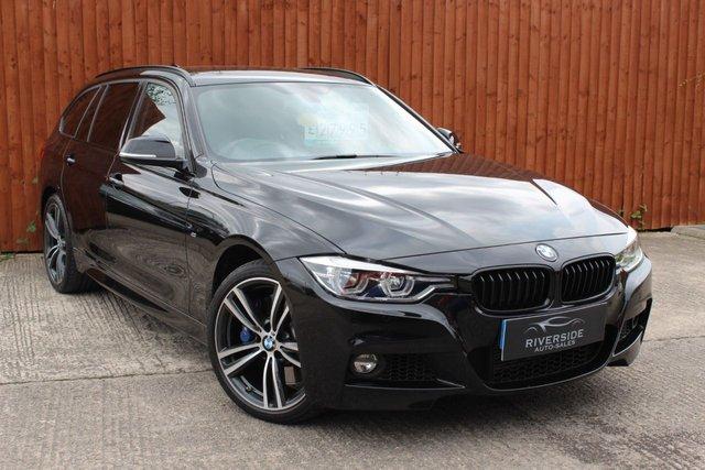 2017 17 BMW 3 SERIES 3.0 335D XDRIVE M SPORT TOURING 5d AUTO 308 BHP