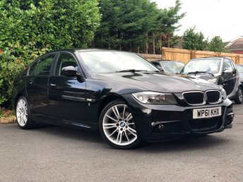 2012 BMW 3 SERIES 2.0 318I PERFORMANCE EDITION 4d 141 BHP £SOLD