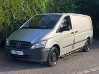 USED 2015 65 MERCEDES-BENZ VITO 2.1 113 CDI LWB 136 BHP NO VAT