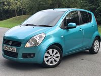 2009 SUZUKI SPLASH 1.0 GLS 5d 65 BHP. *ONLY £30 TAX* LOW INSURANCE* £2880.00