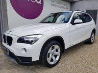 2013 BMW X1 2.0 XDRIVE18D SE 5d AUTO 141 BHP £11495.00