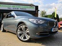 2011 BMW 5 SERIES 4.4 550I EXECUTIVE GRAN TURISMO 5d AUTO 403 BHP £16250.00