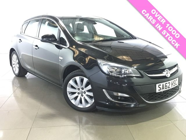 View our 2012 62 VAUXHALL ASTRA 1.6 ELITE 5d 113 BHP