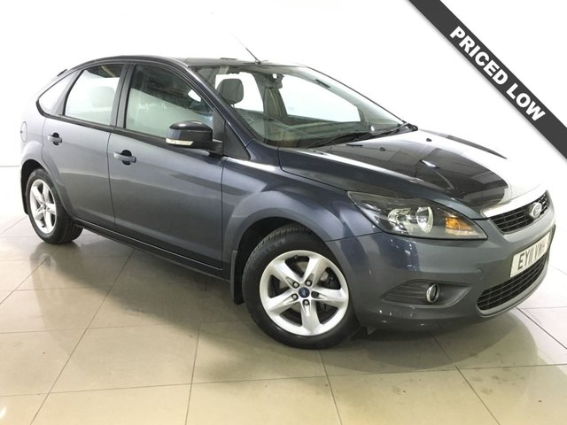 View our 2011 11 FORD FOCUS 1.6 ZETEC 5d 99 BHP