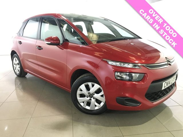 View our 2014 14 CITROEN C4 PICASSO 1.6 HDI VTR 5d 91 BHP