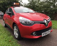 USED 2015 64 RENAULT CLIO 0.9 EXPRESSION PLUS ENERGY TCE S/S 5d 90 BHP EXCEPTIONALLY CLEAN CAR ALL ROUND:
