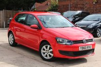 USED 2011 60 VOLKSWAGEN POLO 1.2 SE 5d 70 BHP ***** BEAUTIFUL CONDITION *****