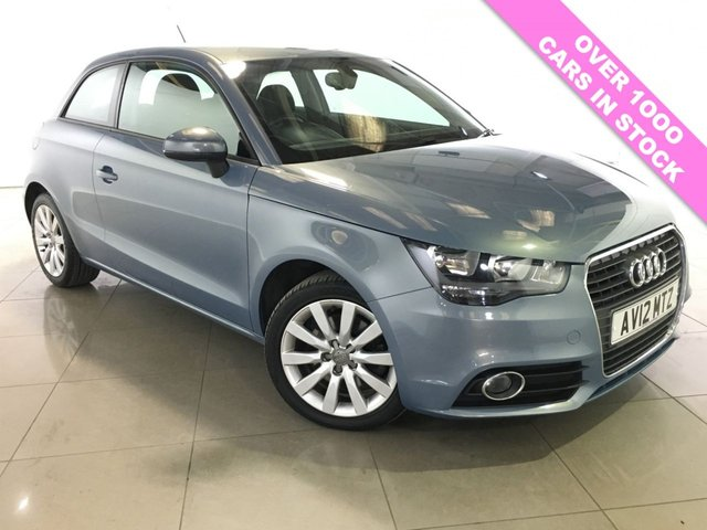 View our 2012 12 AUDI A1 1.6 TDI SPORT 3d 103 BHP