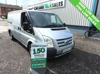 USED 2013 13 FORD TRANSIT 2.2 300 MWB LOW ROOF LOW MILES FSH  VERY RARE MWB LOW ROOF LOW MILES WITH SERVICE HISTORY