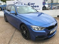 USED 2013 BMW 3 SERIES 3.0 330D M SPORT TOURING 5d AUTO 255 BHP