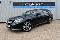 2013 MERCEDES-BENZ E CLASS 2.1 E220 CDI SE 5d AUTO 168 BHP £14491.00