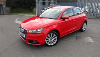 USED 2014 AUDI A1 1.6 SPORTBACK TDI SPORT 5d 103 BHP Voice Activated Controls