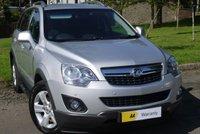 USED 2012 12 VAUXHALL ANTARA 2.2 EXCLUSIV CDTI 5d 161 BHP HIGH SPEC FAMILY SUV*** £0 DEPOSIT FINANCE