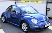 USED 2007 07 VOLKSWAGEN BEETLE 1.6 LUNA 8V 3d 101 BHP * FREE DELIVERY AND WARRANTY *