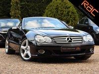 USED 2007 07 MERCEDES-BENZ SL 3.5 SL350 2d AUTO 272 BHP