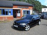 USED 2010 60 BMW 1 SERIES 2.0 116I SPORT 5d AUTO 121 BHP HATCHBACK