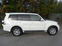 USED 2017 17 MITSUBISHI SHOGUN 3.2 DI-D SG3 5d AUTO 187 BHP  *VAT QUALIFYING *
