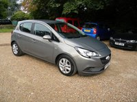 USED 2015 15 VAUXHALL CORSA 1.4 DESIGN 5d AUTO 89 BHP Small Automatic 5 Door, Touch Screen Radio, Bluetooth