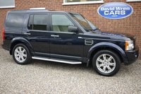 USED 2010 10 LAND ROVER DISCOVERY 2.7 3 TDV6 HSE 5d AUTO 188 BHP