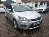 USED 2008 58 FORD FOCUS 2.0 TITANIUM 5d 145 BHP ** NOW SOLD ** NOW SOLD **