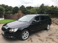 USED 2015 15 SKODA SUPERB 2.0 SE BUSINESS TDI CR DSG 5d AUTO 138 BHP