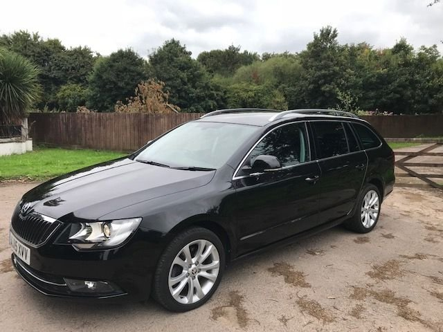 2015 15 SKODA SUPERB 2.0 SE BUSINESS TDI CR DSG 5d AUTO 138 BHP