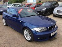 2010 BMW 1 SERIES 2.0 118D M SPORT 2d 141 BHP £5999.00