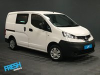 USED 2016 66 NISSAN NV200 1.5 DCI Acenta Crewcab * 0% Deposit Finance Available